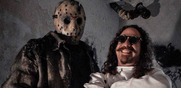 Nathan Barker and Ari Lehman of FIRST JASON