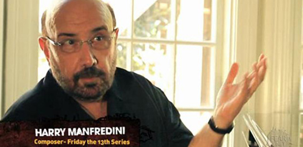 Harry Manfredini (Image via Fridaythe13thFranchise.com)