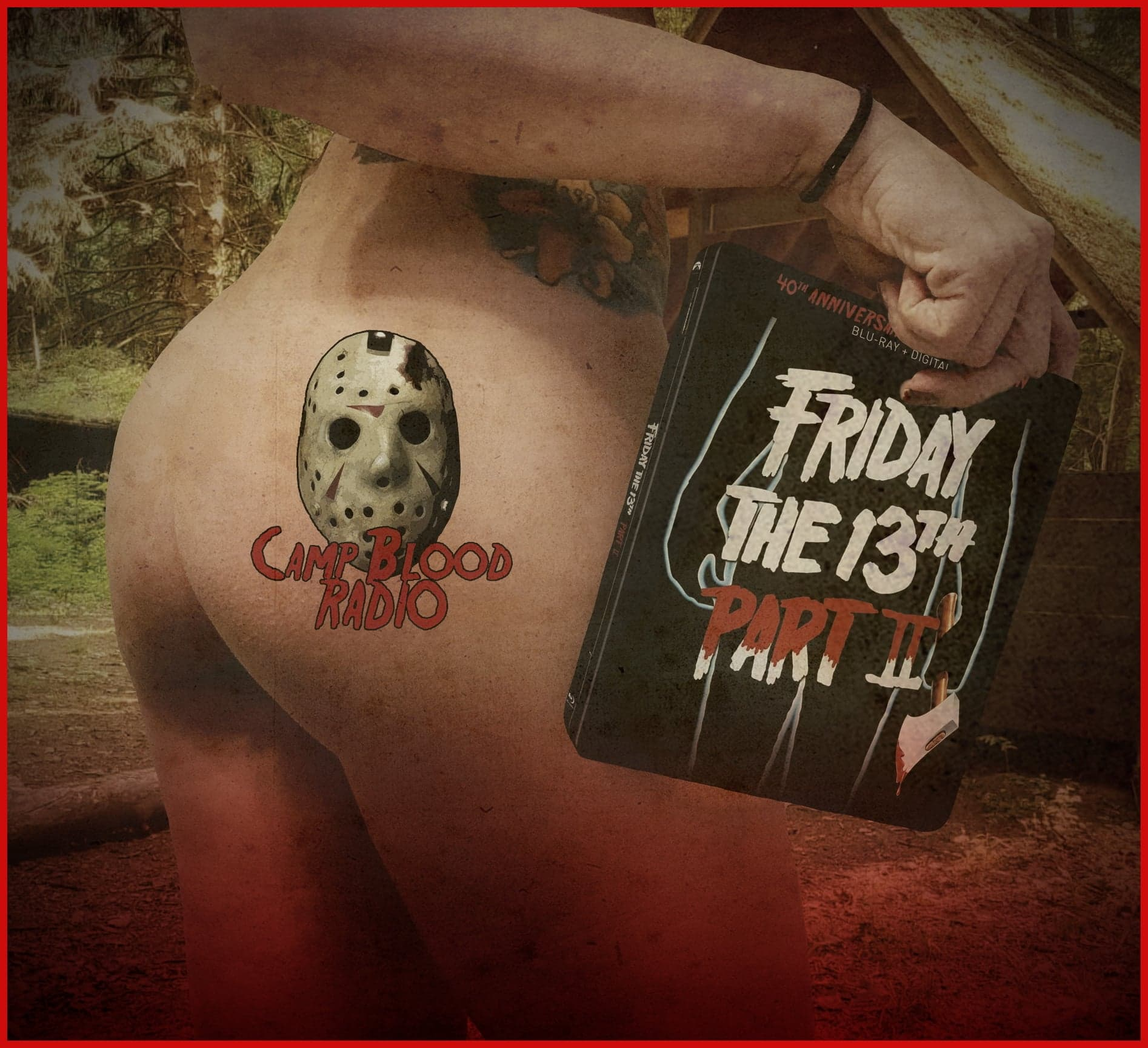 The Boring Friday the 13th Part 2 – 40th Steelbook